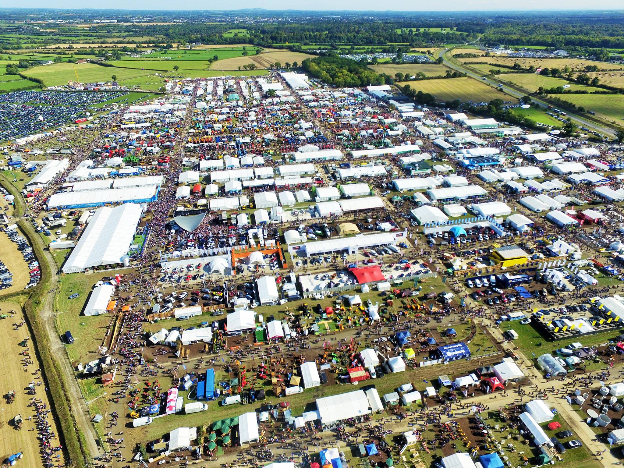 National Ploughing Championships, Agricultural Show,
